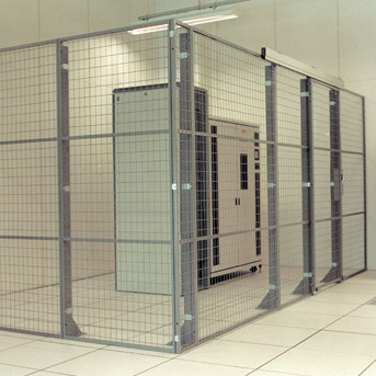 Data Centre Partitioning